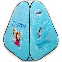 Палатка детская Холодное сердце