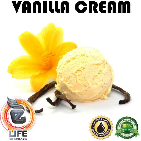Ароматизатор Inawera VANILLA CREAM (Ванильный крем)