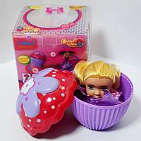 Кукла Cupcake с запахом трансформируется