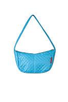 Стеганая сумочка, голубая. Разные цвета