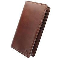 Кожаный кошелек Visconti TSC45 Carrara светло-коричневый