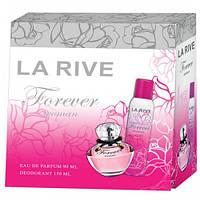 Женский подарочный набор (Туалетная вода/дезодорант) LA RIVE FOREVER 236422