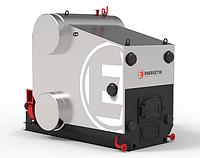 Паровой котел Е-1,0-0,9Р-3(Э) давлением до 1,4 МПа (твердое топливо)