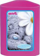 Стакан канцелярский 1 Вересня Мишка Тедди 1 фиолетовый (470339)