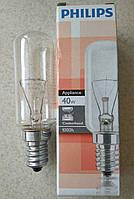 Лампа Philips Applians Cookerhood E14 25w для вытяжки