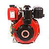 Двигун дизельний Weima WM178F (6,0 л. з, вал під шліци)