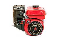 Двигун бензиновий Weima WM170F-3 New редуктор (7,0 л. с.,вал під шпонку)