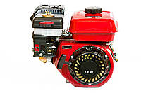Двигун бензиновий WEIMA BT170F-Т/20 (7,0 л. с.,вал під шліци), фото 1