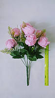 Искусственный букет-роза
