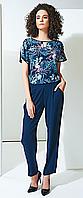 Стильные свободные брюки GUITAR шаровары
