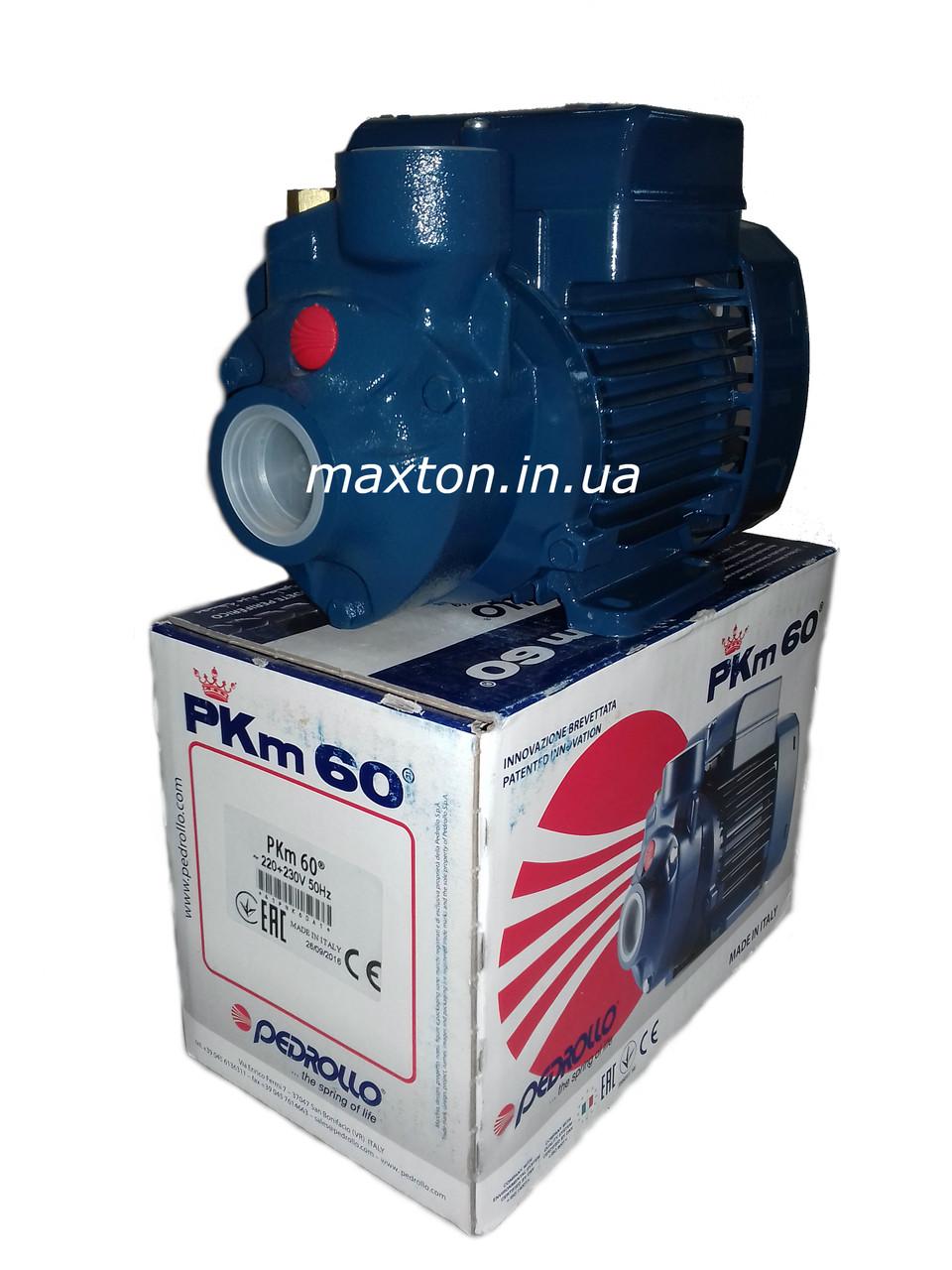Поверхностный вихревой насос  Pedrollo PKM60 Италия - MAXTON в Харькове