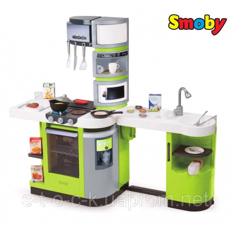 Детская интерактивная кухня CookMaster Smoby 311102