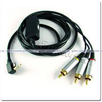 Sony PSP Slim 2000/3000 композитный AV кабель Premium