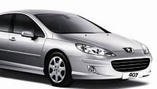 Фаркопы на Peugeot 407 (с 2004--)