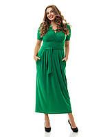 Женское платье большого размера арт 837 (48-74)