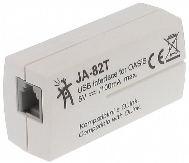 JA-82T USB кабель интерфейса для программирования централей OASIS - Охранная сигнализация Jablotron в Одессе