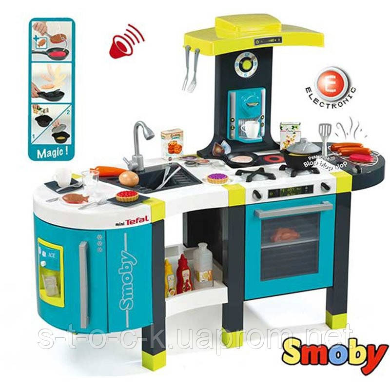 Детская кухня Tefal French Touch Smoby 311200