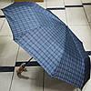 Зонт мужской автомат в клеточку от фирмы Banders