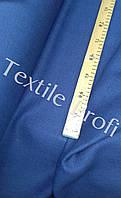 Льняная платьевая ткань (Royal Blue)