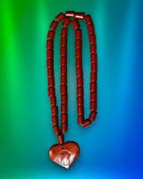Ожерелье турманиевое (М-8)