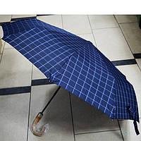 Зонт мужской автомат в клеточку от фирмы Banders, фото 1