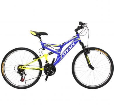 """Гірський велосипед Titan Ghost 26"""" 2018"""