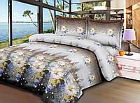 Качественное постельное белье ТЕП  RestLine 194 «Белая королева» 3D дешево от производителя.