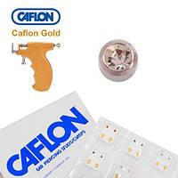 Серьги для прокола ушей Caflon Кристалл 2 мм