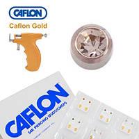 Серьги для прокола ушей Caflon Кристалл 3 мм