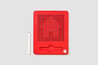 Магнитная доска для рисования, 3+ (цвет красный), Kid О