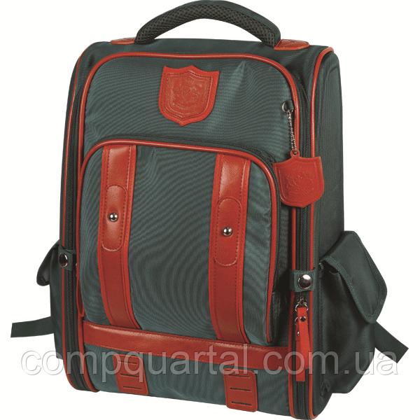 Рюкзак шкільний ZiBi Imperial Club GREEN (16.0631GN)
