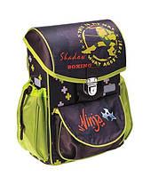 Рюкзак шкільний ZiBi Satchel NINJA (16.0113NN) каркасний