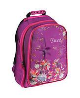 Рюкзак шкільний ZiBi Koffer SWEET (16.0203SW) каркасний, розкладний