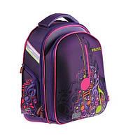 Рюкзак шкільний ZiBi Frame MUSIC (16.0209MS) каркасний, розкладний