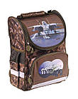 Рюкзак шкільний ZiBi Top Zip AVIATOR (16.0108AV) каркасний