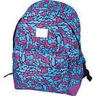 Рюкзак шкільний ZiBi Simple PURPLE MILITARY (16.0616PM)