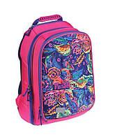 Рюкзак шкільний ZiBi Koffer FLASH (16.0204FH) каркасний, розкладний