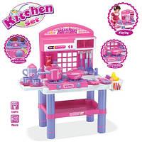 Детская кухня 008-58,со светом и звуком