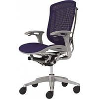 Кресло для руководителя, с колёсиками, сетка OKAMURA CONTESSA