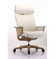 Кресло-реклайнер для офиса и дома NUVEM SHOW WHITE