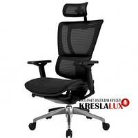 Кресло компьютерное, эргономичное, черного цвета MIRUS-IOO