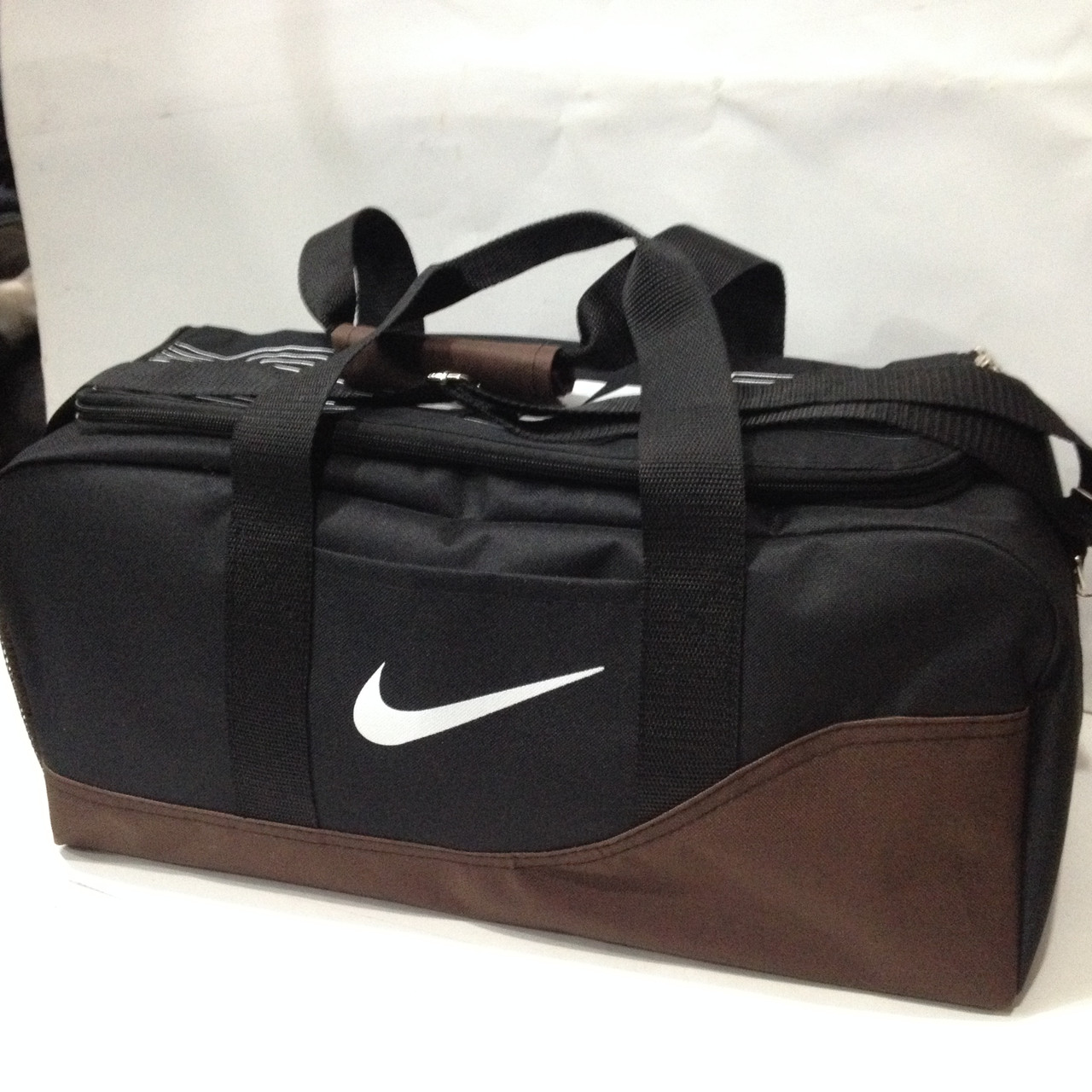 26ab8137 Сумка спортивная Nike FB SHIELD COMPACT DUFFEL 26*52 оптом: продажа ...