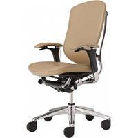 Кресло для руководителя, кожаное, стандартное OKAMURA CONTESSA