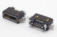 Разъем micro usb SonyEricsson MT15i X12 Arc  MT25