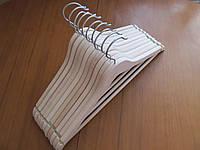 Вешалка для одежды деревянная Украина