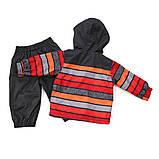 Демисезонный костюм для мальчика Peluche 11 M S17 Frost Grey. Размеры 85 и 96., фото 2