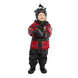 Демисезонный костюм для мальчика Peluche 11 M S17 Frost Grey. Размеры 85 и 96., фото 4