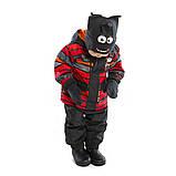 Демисезонный костюм для мальчика Peluche 11 M S17 Frost Grey. Размеры 85 и 96., фото 5