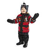 Демисезонный костюм для мальчика Peluche 11 M S17 Frost Grey. Размеры 85 и 96., фото 6