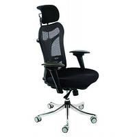 Кресло бюрократ для руководителя цвет черный CH-999ASX/BLACK